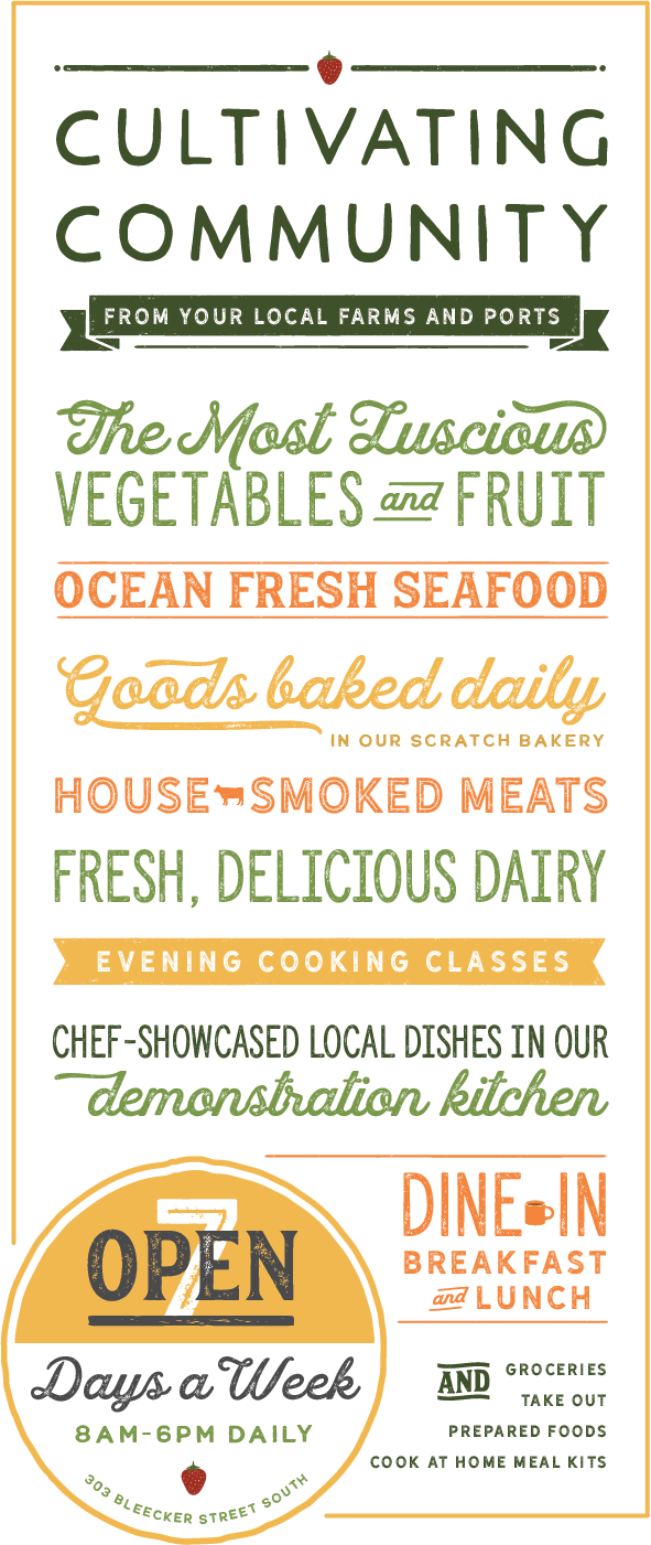 Our Offerings | Lowcountry Fresh Market & Cafe | Bluffton, SC