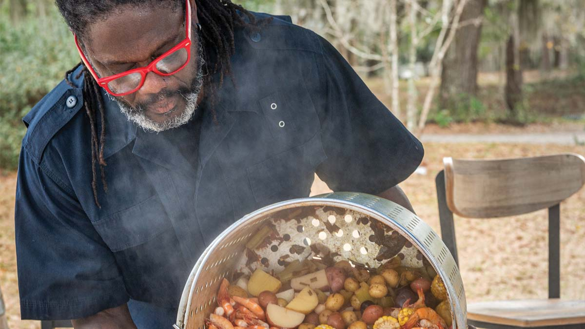 Chef Matthew Raiford